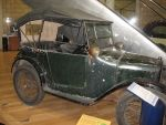 An Austin Seven with an amazing story to tell